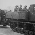 Военный парад 7 ноября 1941 года в Куйбышеве